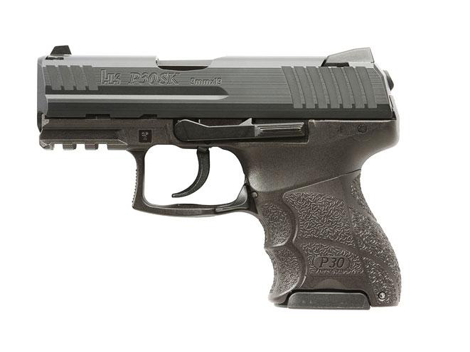 pocket pistol, pocket pistols, concealed carry handguns, concealed carry handgun, concealed carry pistol, concealed carry pistols, Heckler & Koch P30SK