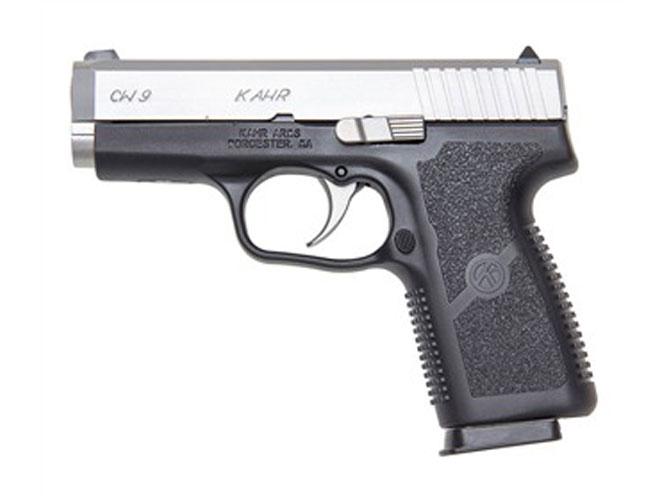 pocket pistol, pocket pistols, concealed carry handguns, concealed carry handgun, concealed carry pistol, concealed carry pistols, Kahr CW9