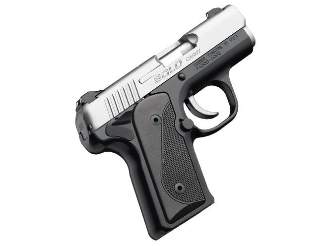 pocket pistol, pocket pistols, concealed carry handguns, concealed carry handgun, concealed carry pistol, concealed carry pistols, Kimber Solo