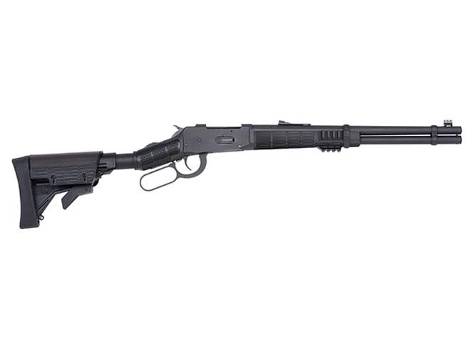 pump-action, pump action, lever-action, lever action, pump-action rifle, pump-action rifles, lever-action rifle, lever-action rifles, Mossberg 464 SPX