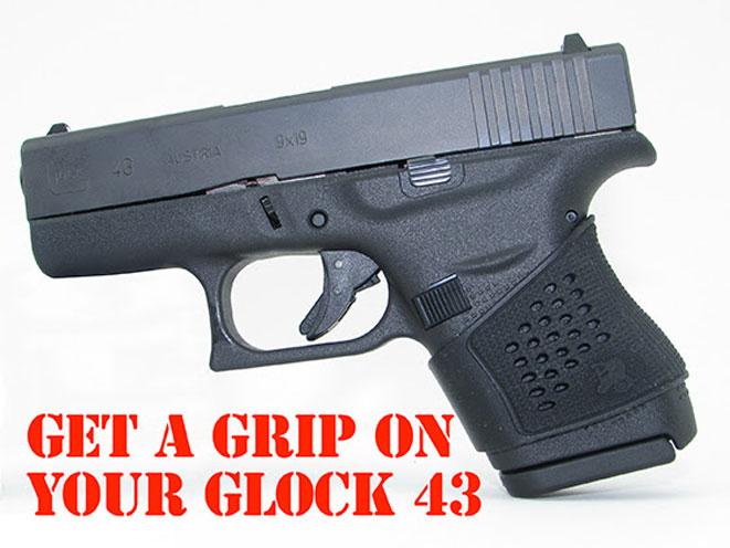 pachmayr, tactical grip glove, glock 43 tactical grip glove, pachmayr glock 43