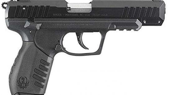 Ruger SR22, ruger, SR22 pistol