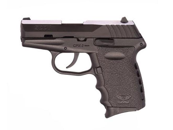 pocket pistol, pocket pistols, concealed carry handguns, concealed carry handgun, concealed carry pistol, concealed carry pistols, SCCY CPX-2