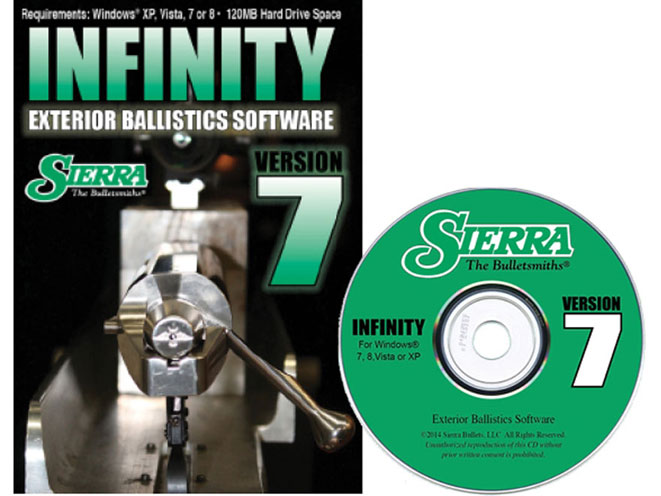 twist rate, sierra infinity 7