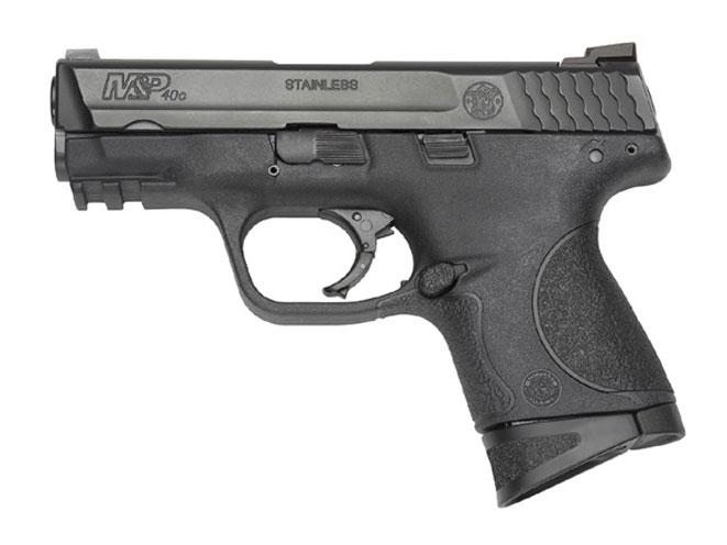 compact, compact carry, compact carry handgun, compact carry handguns, S&W M&P 40 Compact