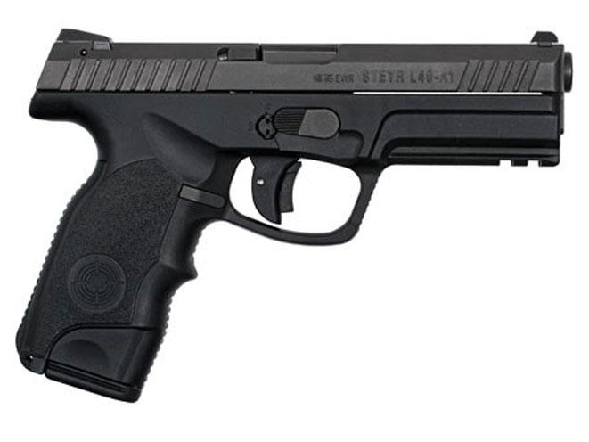 compact, compact carry, compact carry handgun, compact carry handguns, Steyr L-A1