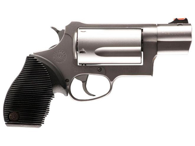 compact, compact carry, compact carry handgun, compact carry handguns, Taurus Judge Public Defender