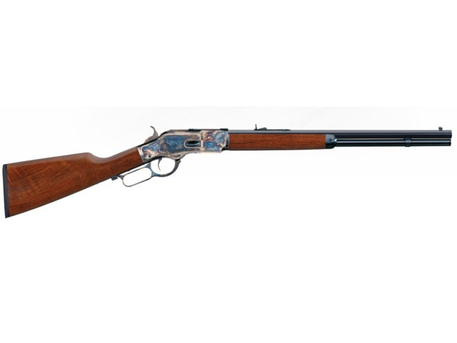 pump-action, pump action, lever-action, lever action, pump-action rifle, pump-action rifles, lever-action rifle, lever-action rifles, Uberti Model 1873 Competition