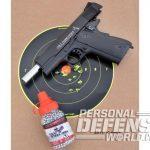 air gun, air guns, air pistol, air pistols, remington 1911 RAC, Crosman 1911 GI, umarex colt commander target