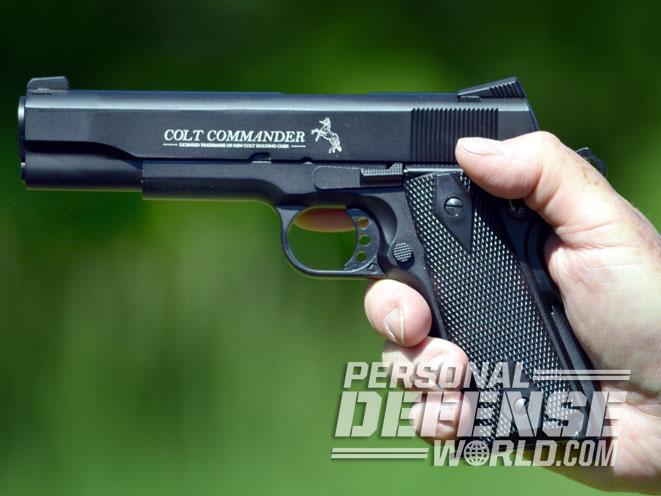 air gun, air guns, air pistol, air pistols, remington 1911 RAC, Crosman 1911 GI, umarex colt