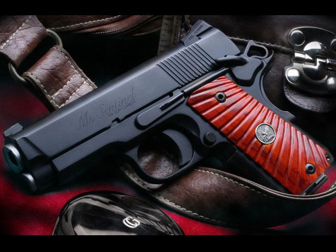 compact, compact carry, compact carry handgun, compact carry handguns, Wilson Combat Ms. Sentinel