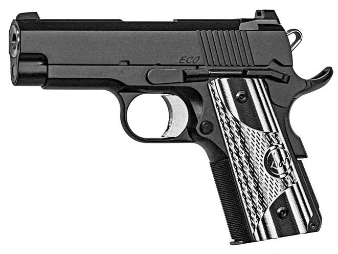 pistols, pistol, 1911 pistol, 1911 pistols, concealed carry, concealed carry pistol, concealed carry pistols, Dan Wesson ECO