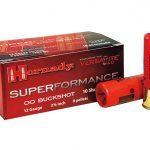 buckshot, buckshot loads, buckshot load, shotgun buckshot, Hornady Superformance