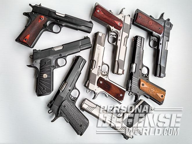 wilson combat, bill wilson, bill wilson wilson combat, 1911, wilson combat 1911, bill wilson 1911, 1911 handguns