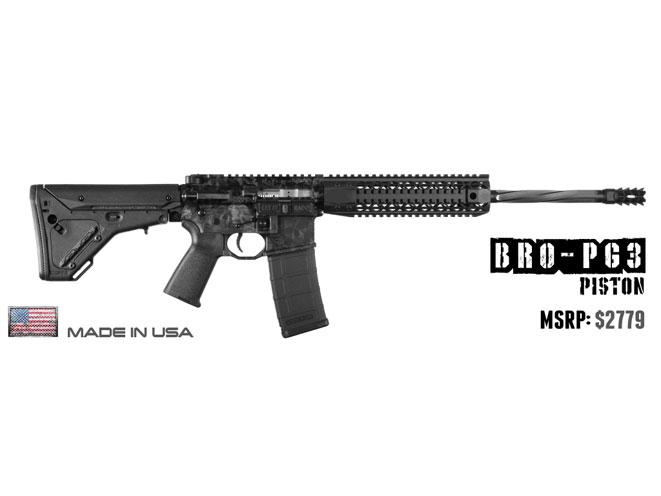 "rifle, rifles, semi-auto rifle, semi-auto rifles, semi auto rifle, semi auto rifles, Black Rain Ordnance BRO-PG3 16"""