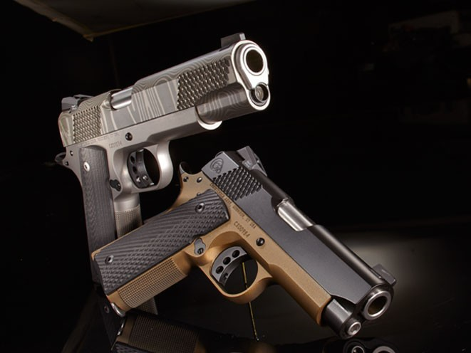 pistols, pistol, full-size pistol, full-size pistols, full-sized pistol, full-sized pistols, Christensen Arms 1911 Government Model