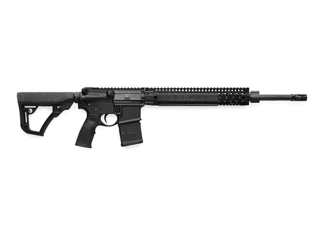 rifle, rifles, autoloader, autoloading rifle, autoloading rifles, DANIEL DEFENSE MK12
