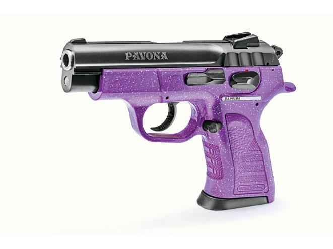pistol, pistols, compact handgun, compact handguns, EAA Witness Pavona Polymer Compact
