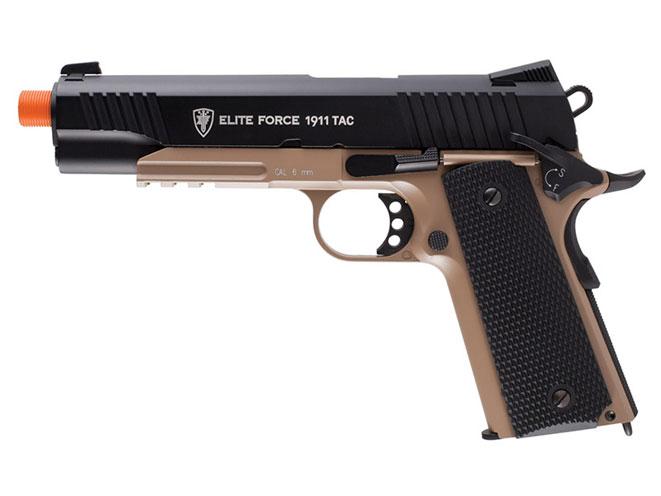 air pistols, air pistol, air rifle, air rifles, umarex, umarex air pistol, umarex air rifle, ELITE FORCE 1911 TAC