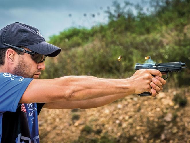 FNS-9 Longslide, FNS-9, FN, FNH USA, FNS-9 longslide pistol, FNS-9 longslide front sight, dave sevigny