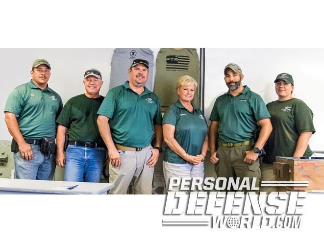 Firearms Training Associates, Firearms Training Associates Ladies Pistol & Self-Defense Course, Ladies Pistol & Self-Defense Course, FTA bill murphy