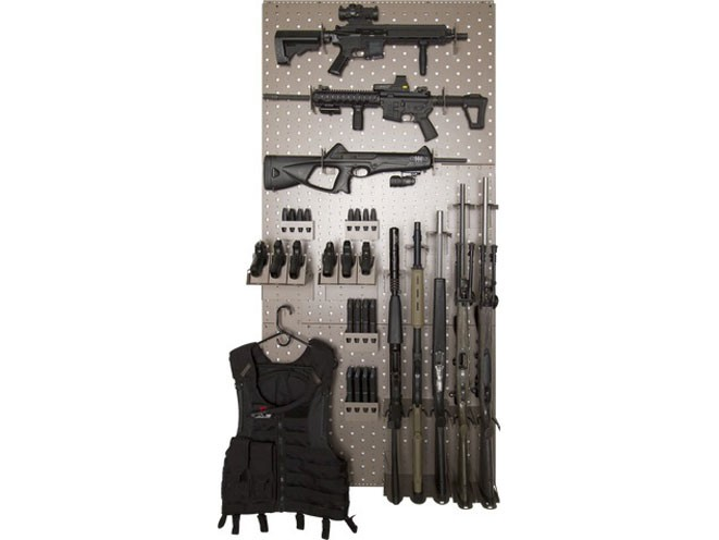 guardian security structures, Weapons Storage Rack Product # PKG 1031