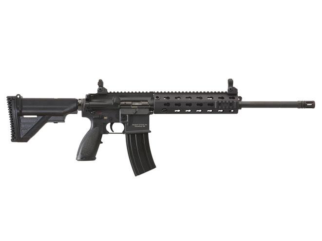 rifle, rifles, autoloader, autoloading rifle, autoloading rifles, HECKLER & KOCH MR556A1