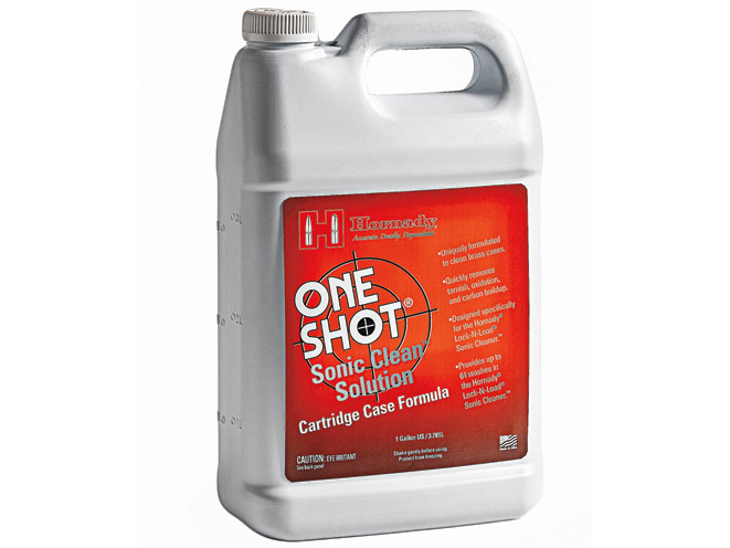 hornady, Hornady One Shot Cleaning Solution