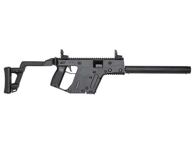 rifle, rifles, semi-auto rifle, semi-auto rifles, semi auto rifle, semi auto rifles, KRISS Vector Gen II CRB