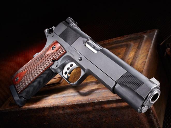 pistols, pistol, full-size pistol, full-size pistols, full-sized pistol, full-sized pistols, Rock River Arms 1911 A1 Carry .45 ACP