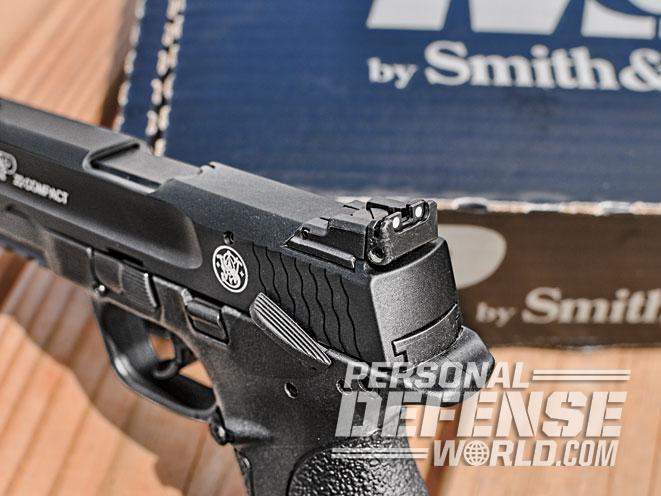 M&P22 Compact Suppressor, m&p22 compact, s&w m&p22 compact suppressor, m&p22 compact suppressor sights