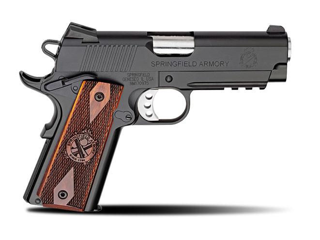 handgun, handguns, concealed carry handgun, concealed carry handguns, concealed carry pistol, concealed carry pistols, Springfield 1911 Lightweight Operator