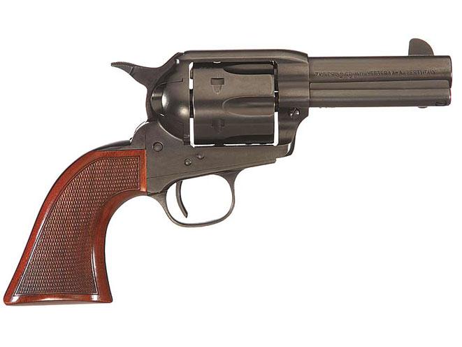 revolver, revolvers, TAYLOR'S RUNNIN IRON BLACK ROCK SERIES