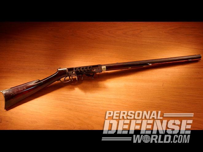 firepower, rifle firepower, cookson rifle, bennett haviland, bennett haviland rifle, bennett haviland rifles, edmund h. graham, repeating rifle