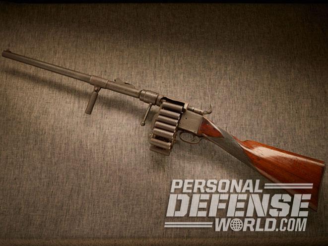 firepower, rifle firepower, cookson rifle, bennett haviland, bennett haviland rifle, bennett haviland rifles, treeby chain gun, treeby gun