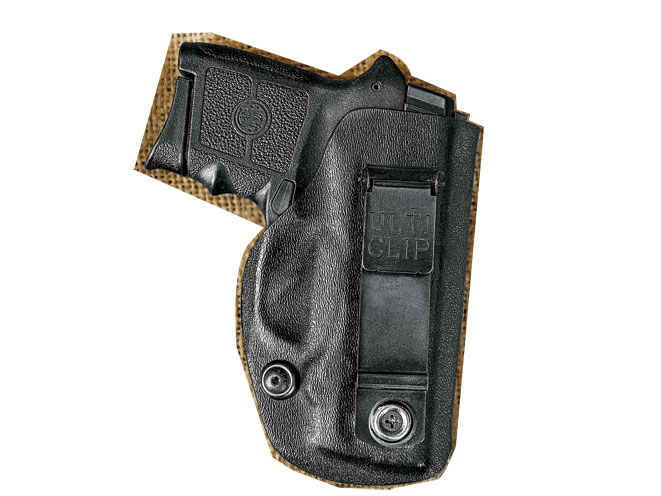 UltiClip, UltiClip holster