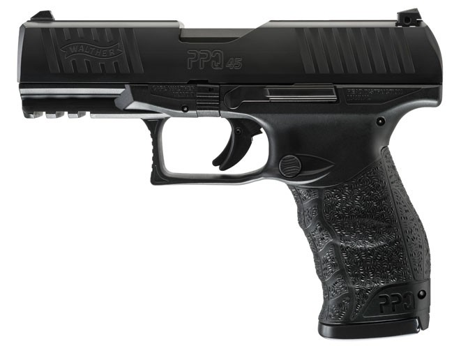 gun review walther ppq 45