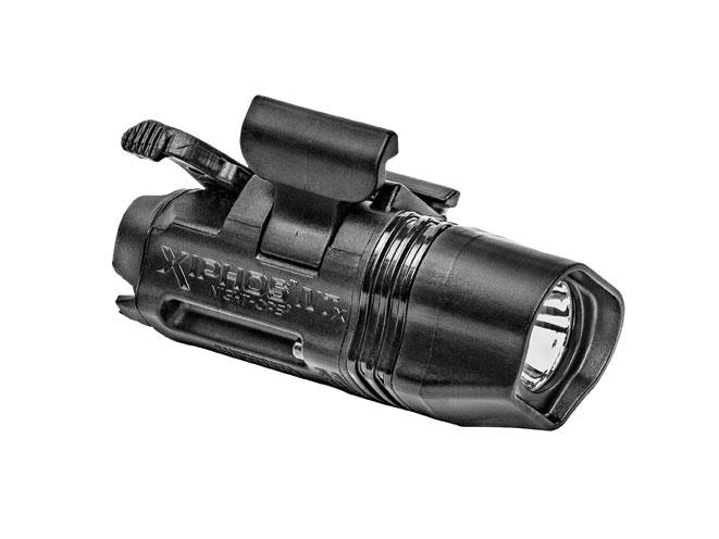 nighthawk shadow hawk, nighthawk custom shadow hawk, BLACKHAWK! Xiphos NT weapon light