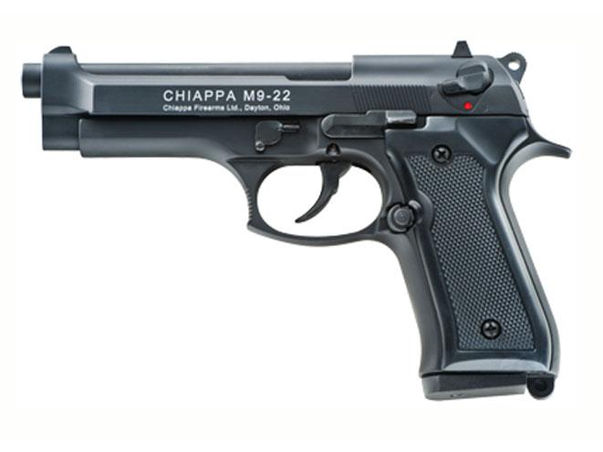 .22 Rimfire, .22 rimfire handgun, .22 rimfire handguns, 22 rimfire, 22 rimfire handgun, 22 rimfire handguns, Chiappa M9-22 Pistol