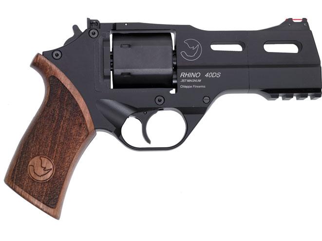 revolver, revolvers, CHIAPPA RHINO 40DS