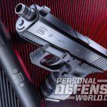 pistol, pistols, compact pistol, compact pistols, pocket pistol, pocket pistols, Glock 19 TB