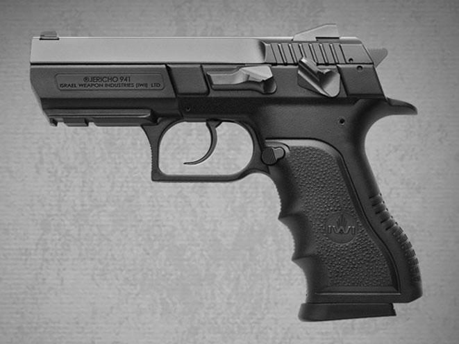 handgun, handguns, concealed carry handgun, concealed carry handguns, concealed carry pistol, concealed carry pistols, IWI Jericho PSL