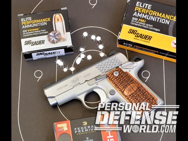 kimber, kimber pocket pistols, kimber solo crimson carry, limber micro raptor stainless, kimber micro raptor stainless target