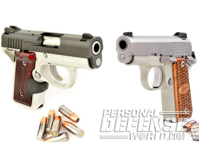 kimber, kimber pocket pistols, kimber solo crimson carry, limber micro raptor stainless