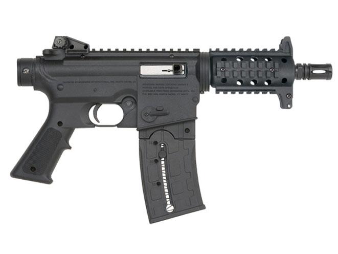 autopistol, autopistols, pistol, pistols, MOSSBERG INTERNATIONAL 715P/715P RED DOT