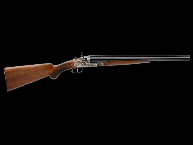 shotgun, shotguns, double-barrel shotgun, double barrel shotgun, double-barrel shotguns, Pedersoli Wyatt Earp