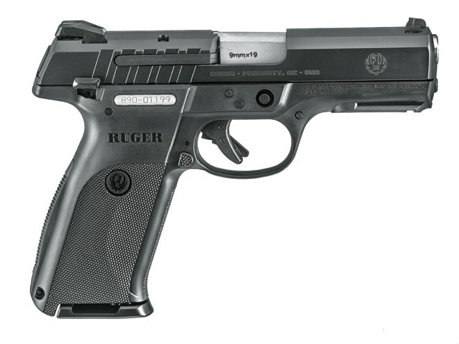 pistol, pistols, compact handgun, compact handguns, Ruger 9E