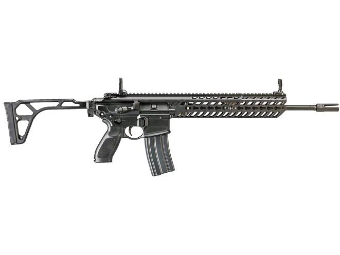 rifle, rifles, semi-auto rifle, semi-auto rifles, semi auto rifle, semi auto rifles, Sig Sauer MCX