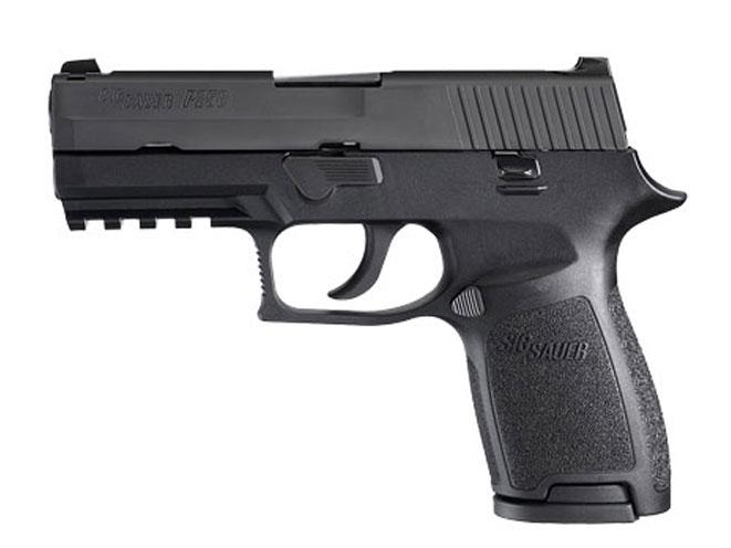 autopistol, autopistols, pistol, pistols, SIG SAUER P250