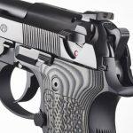 Wilson Combat/Beretta 92G Compact Carry, 92g compact carry, wilson combat 92g compact carry, beretta 92g compact carry, 92g compact carry rear